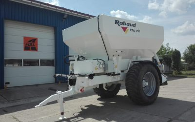 Demo Spreader Rabaud ETS 310